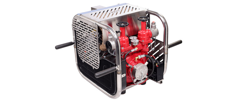 Portable Fire Pump  MFP 1300 P
